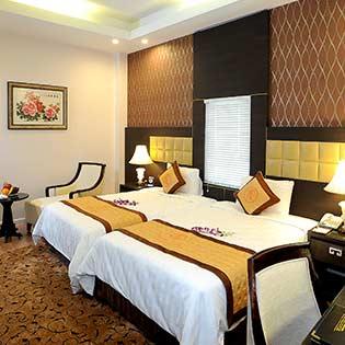 New Era Hotel & Villa 4* Hà Nội - Ăn Sáng Buffet - Không Phụ Thu Lễ Tết Và Cuối Tuần - 2N1Đ Dành Cho 2 Khách