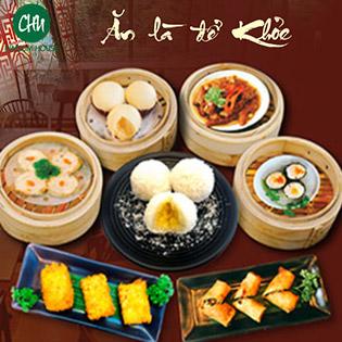 Chu DimSum House - Tận Hưởng Món Ngon Quảng Đông Chỉ Trong Tích Tắc