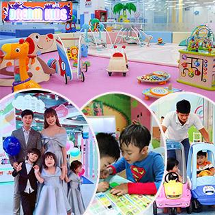 Dream Kids Thủ Đức - Khu Vui Chơi Giáo Dục Tiên Tiến Theo Tiêu Chuẩn Nhật Bản Duy Nhất Tại Việt Nam