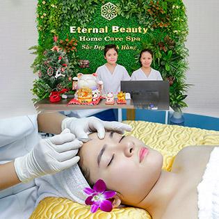 100 Phút Sạch Mụn, Trắng Da, Thải Độc Tố Độc Quyền Tại Eternal Beauty Spa