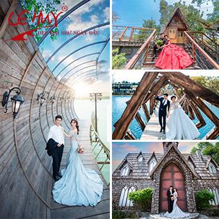 Hệ Thống Áo Cưới Lê Huy - Wedding Planner Chuyên Nghiệp, Đẳng Cấp, Hơn 15 Năm Kinh Nghiệm