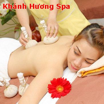Miễn Tip - (120') Massage Body + Foot + Thanh Tẩy Làn Da + Sáng Mịn Da Mặt - Khánh Hương Spa