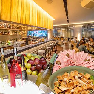 Áp Dụng Lễ 30/04 - Wine Not - Buffet Rượu Vang Và Món Âu Cao Cấp Tại Whisper Lounge & Bar - New World Saigon Hotel 5 Sao