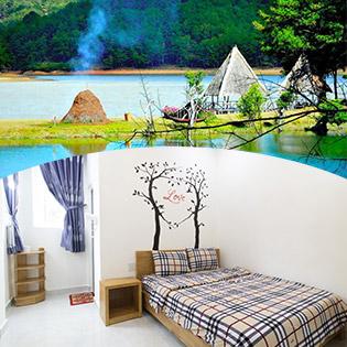 Combo Đà Lạt 3N2Đ - Phòng Standard Khách Sạn MrLee Dalat House - Hẻm 27 Lê Hồng Phong + Tặng Tour Tham Quan 8 Điểm