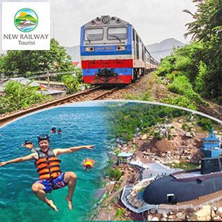 Tour Xe Lửa Bình Ba 3N4Đ - Vịnh Cam Ranh – Nhà Yến Nha Trang - Lưu Trú KS Tiêu Chuẩn 2*