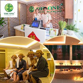 Trọn Gói Dịch Vụ VIP Từ A - Z Đẳng Cấp Luxury Chỉ Có Tại The One Spa & Massage - Nổi Tiếng Số 1 Sài Gòn