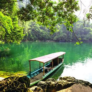 Tour 3N2Đ Hà Nội - Hồ Ba Bể - Thác Bản Giốc - Động Ngườm Ngao - Cao Bằng - Pắc Bó - Khám Phá Những Kỳ Quan Đẹp Nhất Miền Bắc