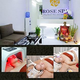 Da Xinh Đón Hè Với Rose Spa & Beauty Clinic: Trị Mụn/ Chăm Sóc Da Toàn Diện
