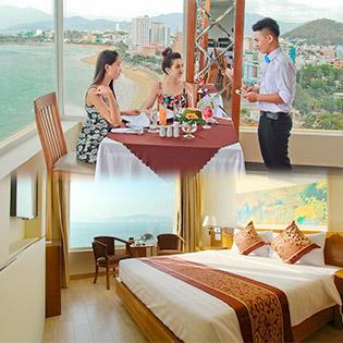 Nha Trang Wonderland Hotel 3* – 01 Phòng Superior Hướng Biển 2N1Đ + Bao Gồm Ăn Sáng Buffet – Không Phụ Thu Cuối Tuần – Dành Cho 2 Người