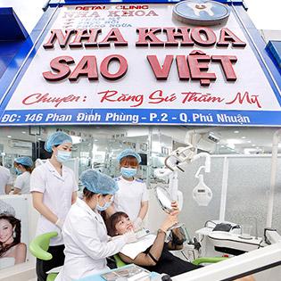 Nha Khoa Sao Việt - Tẩy Trắng Răng Hiệu Quả Bằng Công Nghệ Plasma Không Ê Buốt