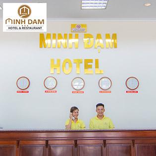 Minh Đạm Hotel 3* Biển Phước Hải Vũng Tàu 2N1Đ - Bao Gồm Ăn Sáng - Dành Cho 04 Người