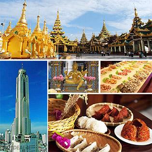 Tour Thái Lan 5N4Đ – Thiên Đường Du Lịch Bangkok – Pattaya – Buffet 5 Sao Tại Baiyoke Sky 86 Tầng – Trại Cọp Sriracha – Sexy Show – Dạo Thuyền Sông Chaophraya