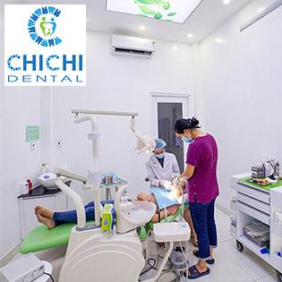 Nha Khoa Thẩm Mỹ Chichi: Răng Sứ Titan/ Răng toàn sứ Zirconia 100% của Đức/ Tẩy Trắng Răng Toàn Diện Lumacool Không Đau, Không Ê Buốt