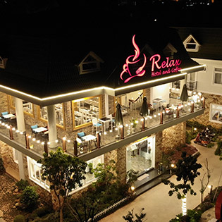 Relax Hotel And Coffee 3* Đà Lạt - Phòng Garden Superior – Gồm Ăn Sáng