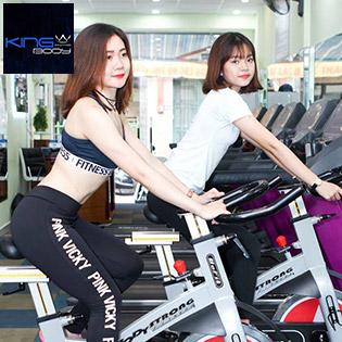 01 Tháng Tập Gym Không Giới Hạn Thời Gian Tại King Body Gym & Fitness