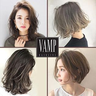 Vamp Hair Line - Salon Nhật Bản Đẳng Cấp 5* - Trọn Gói Làm Tóc Cao Cấp