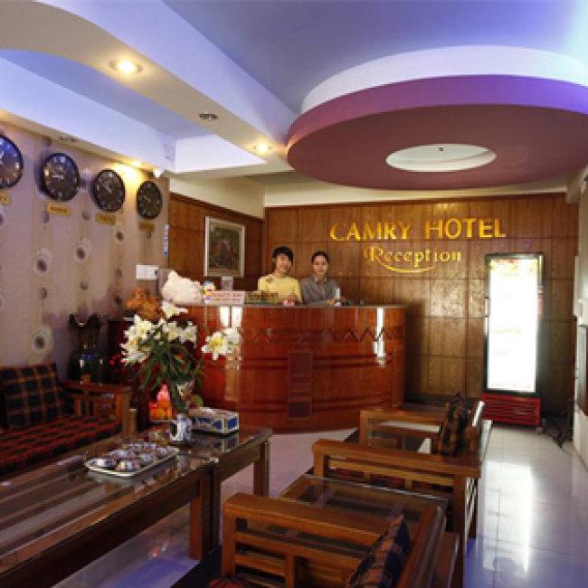 Khách Sạn Camry Đà Nẵng  - Trung Tâm Thành Phố - 2N1Đ Dành Cho 02 Người