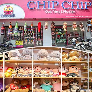 Hệ Thống Chip Chip Shop Thương Hiệu Nổi Tiếng 20 Năm Về Quà Tặng Lưu Niệm