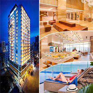 Nghỉ Dưỡng Hè Tại Nagar Hotel Nha Trang Tiêu Chuẩn 4* Quốc Tế - Hạng Phòng Senior Deluxe, Miễn Phí Tour Đảo, Ăn Tối - 3N2Đ Dành Cho 02 Khách