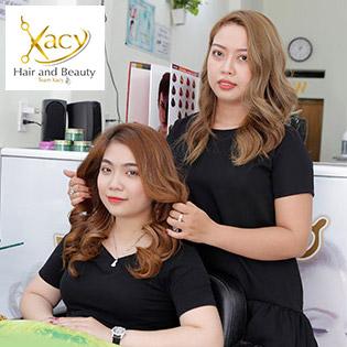 Tóc Đẹp Xinh Cho Hè Năng Động: Trọn Gói Uốn/ Duỗi/ Nhuộm/ Bấm Phồng - Tặng Hấp Dầu Collagen Tại KACY Hair & Beauty Salon