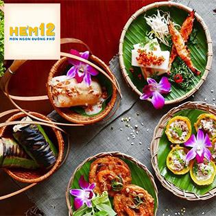 Hẻm 12 – Tìm Chút Hương Xưa Với Buffet Món Việt Hơn 30 Món Việt Đặc Sắc