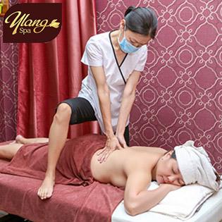 Thư Giãn Toàn Diện Body/ Mặt/ Tẩy Tế Bào Chết Tại Ylang Spa