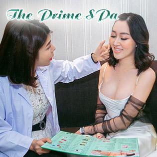 Trọn Gói Xông Hơi + Massage Body Đá Nóng/ Body Tinh Dầu Phục Hồi Năng Lượng - The Prime Spa