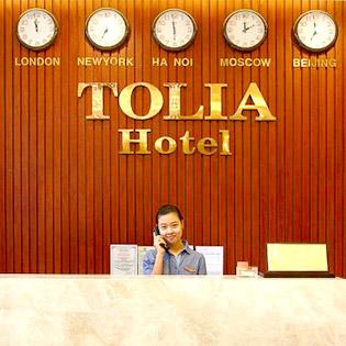 Khách Sạn Tolia 3* Đà Nẵng Gần Biển Mỹ Khê, Ăn Sáng Buffet - 2N1Đ Dành Cho 02 Khách