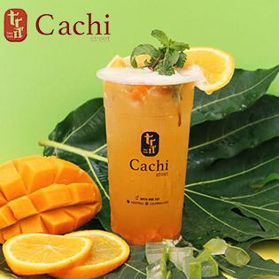 Ưu Đãi Sốc - Giải Nhiệt Mùa Hè Tại Chuỗi Trà Sữa Cachi Tea