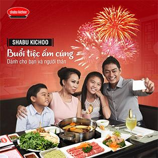 Shabu Kichoo - Đại Tiệc Buffet Lẩu Nhật Bản Với Hơn 50 Món Ăn Dinh Dưỡng, Tốt Cho Sức Khỏe