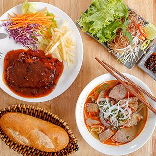 Combo Ăn Bao No Dành Cho 2 Người Tại True Beef