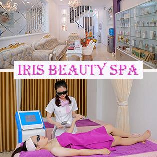 20 Lần + Bảo Hành 05 Năm Triệt Lông Vĩnh Viễn + Trẻ Hóa + Trị Thâm - IRIS Beauty Spa