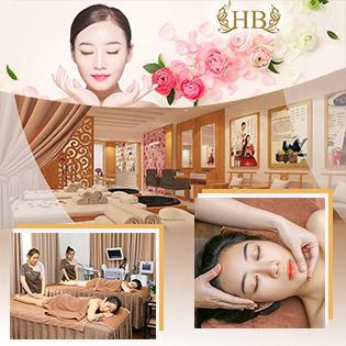 Hệ Thống HB Spa 19 Chi Nhánh - Miễn Tip, Trọn Gói 90 Phút Massage, Chăm Sóc Cơ Thể Tự Chọn - Ưu Đãi Sốc Mùa Hè!