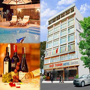 Nhật Thành Hotel Nha Trang 3* 3N2Đ – Ăn Sáng Buffet – Có Hồ Bơi – Dành Cho 2 Khách