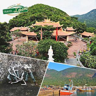 Tour Vũng Tàu - Côn Đảo 2N1Đ Bằng Tàu Express Đời Mới