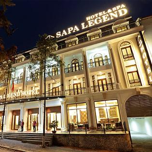 Sapa Legend Hotel & Spa 4* 2N1Đ Phòng Superior + 01 Bữa Ăn Chính + Voucher Nước Uống Dành Cho 2 Người