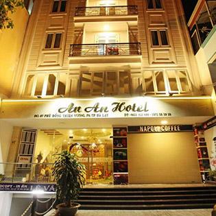 An An Hotel 2* Đà Lạt – 2N1Đ Phòng Standard – Không Phụ Thu Cuối Tuần