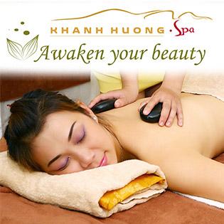 Miễn Tip - Buffet Spa - 20 Combo Massage Body, Mặt, Giảm Béo 110' - Khánh Hương Spa