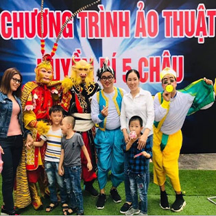 Ảo Thuật Huyền Bí 5 Châu - Những Tiết Mục Ảo Thuật Độc Đáo Nhất 2019 Tại Rạp Xiếc Thành Phố Hồ Chí Minh