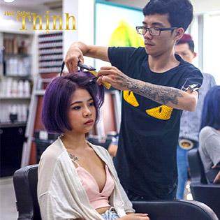 Tạo Style Tóc Hot Nhất 2019 Tại Salon Nổi Tiếng Số 1 Quận 3 - Hair Salon Thịnh