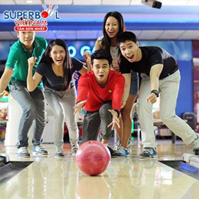 Bowling Superbowl - Cơn Sốt Game Giải Trí Đẳng Cấp Đã Trở Lại Hotdeal