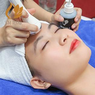 Làm Sáng Mịn Da - Tẩy Tế Bào Chết Tại Sam Huỳnh Beauty Center