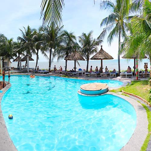 Mũi Né Paradise Resort 3* 2N1Đ – Giá Sốc Mùa Hè - Gồm Ăn Sáng Dành Cho 2 Khách