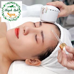 Chạy Vitamin C/ Điều Trị Mụn, Thâm/ Hút Chì/ Thanh Tẩy Body - Huỳnh Anh Spa