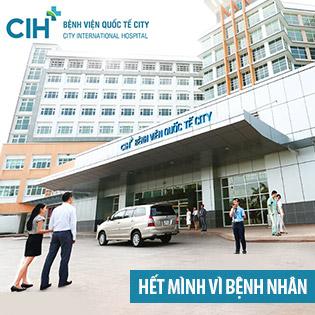 Bệnh Viện Quốc Tế CIH 5* Trọn Gói 28 Dịch Vụ Khám Tổng Quát Nâng Cao Cho Nam Và Nữ