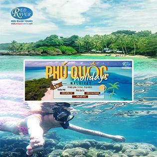 Tour Phú Quốc 1 Ngày - Câu Cá Lặn Ngắm San Hô 3 Đảo - Khám Phá Hòn Móng Tay - Hòn Dăm Ngang - Hòn Mây Rút - Khởi Hành Hàng Ngày