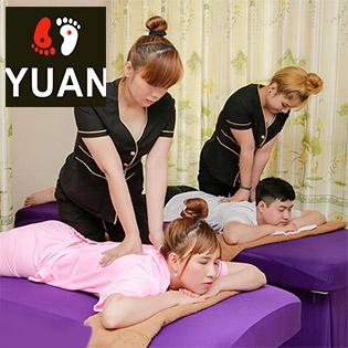 VIP - Yuan Spa Top Massage Body, Foot Đá Nóng Nhật Bản Trên 10 Kinh Nghiệm - Nổi Tiếng Số 1 Sài Gòn