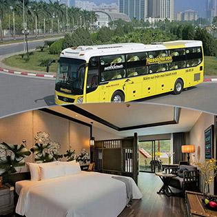 Combo Hot: Lotus Aroma Hotel 4* Sapa - Vé Xe Khứ Hồi Hà Nội - Sapa + Miễn Phí Xe Đưa Đón + 02 Bữa Ăn Tối, 02 Bữa Sáng - 3N2Đ Dành Cho 01 Khách