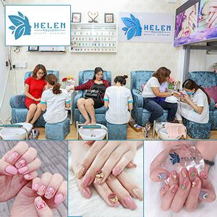 Combo Nails Hot: Làm Đẹp Cho Móng Khỏe Móng Xinh Tại Helen Nguyễn Beauty Academy