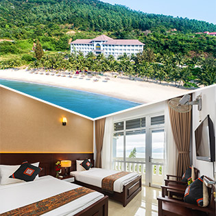 Navy Hotel Đà Nẵng 3* - 2N1Đ Phòng Navy Twin Superior – Miễn Phí Nâng Hạng Lên Deluxe Room Dành Cho 2 Người – Không Phụ Thu Cuối Tuần